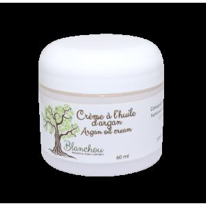 Crème à l'huile d'argan bio