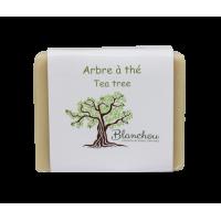 Savon à l'arbre à thé (tea tree)