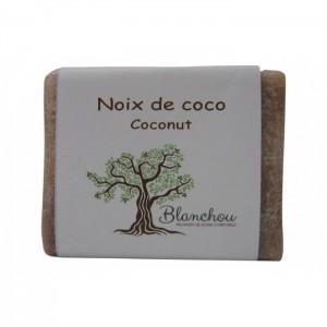 Savon à la noix de coco